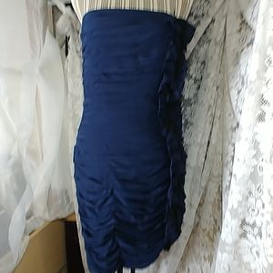 Anthropologie Shoshanna Silk Cocktail Dress Size 6